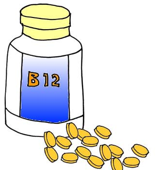 image - http://pilladvised.com/2011/10/vitamin-b-12-and-the-brain/